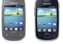 Galaxy Pocket Neo y Galaxy Star - Anunciados oficialmente por Samsung