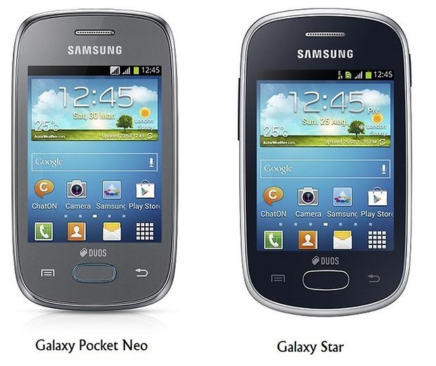 GALAXY Pocket Neo DS Product Image 1