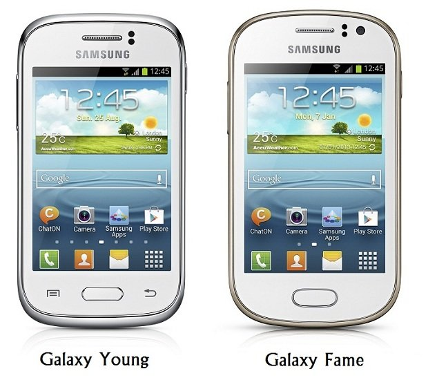 Galaxy Young Galaxy Fame