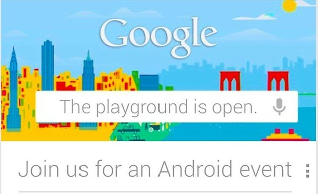google android evento nexus 4