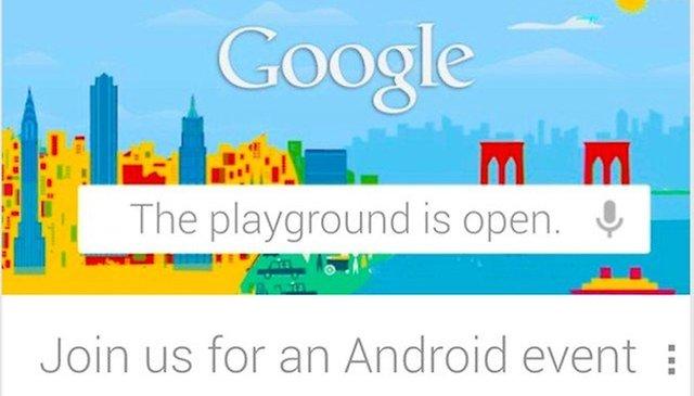 Google anuncia un evento de Android para el 29 de octubre