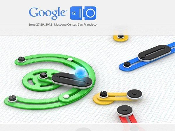 información google I/O