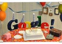 Google fête ses 14 ans !