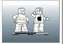 Guerra de Patentes: ITC investiga a Apple con relación a las patentes de HTC