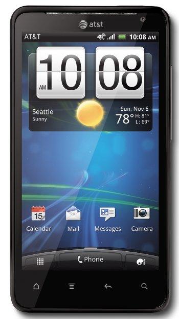 HTC Vivid detalle