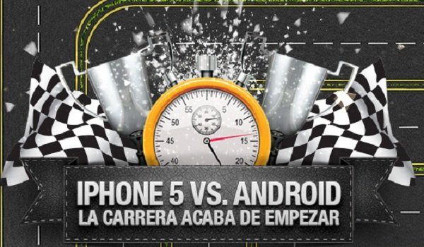 iphone 5 vs. android