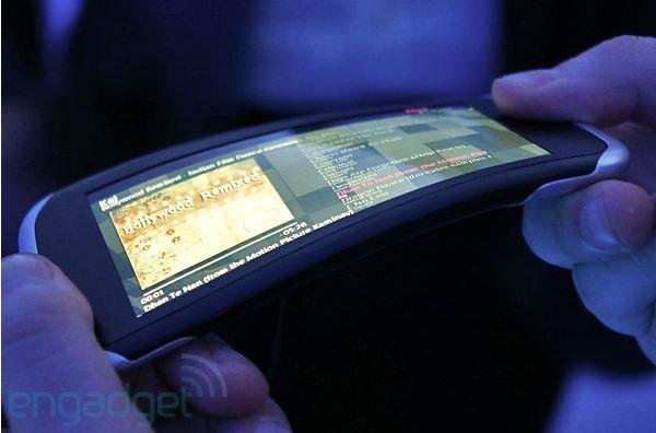 Concepto y prototipo de smartphone