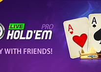 Savez-vous bluffer ? Entraînez-vous avec Live Holdem Poker Pro sur Android