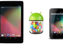 Actualización a Android 4.2 - Comienza en el Nexus 7 y Galaxy Nexus