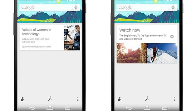 Descarga la nueva APK de Google Search para tener Google Experience Launcher