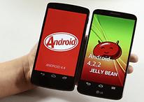 Nexus 5 vs. LG G2 - ¿Qué tienen en común estos hermanastros? (Vídeo)