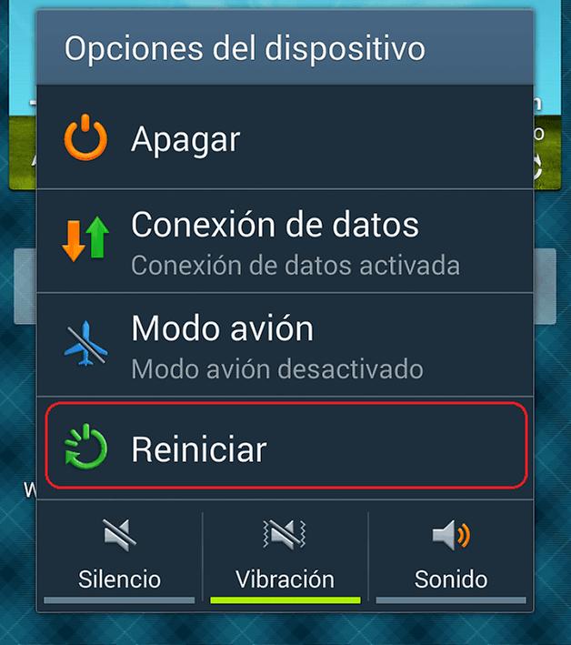 revivir android forzar 3
