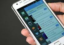 Cómo tener la multiventana del Note 2 en el Samsung Galaxy S2