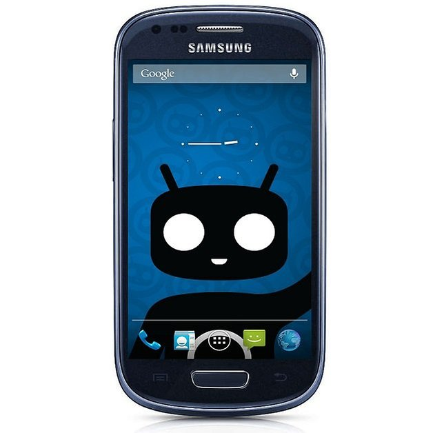 samsung galaxy s3 mini andorid 4 3