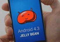 Cómo instalar Android 4.3 en el Samsung Galaxy Note 2