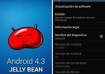 Instalar Android 4.3 en Samsung Galaxy S4 - ¡Llega la versión final!