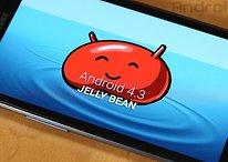 Android 4.3 para el Samsung Galaxy S3 - Descargar actualización
