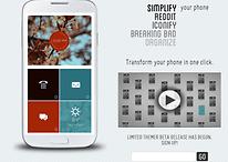 Themer Beta - Disponible en Google Play para descargar hoy mismo