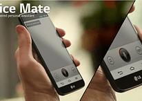 Voice Mate - LG incorpora su propia aplicación de comandos de voz