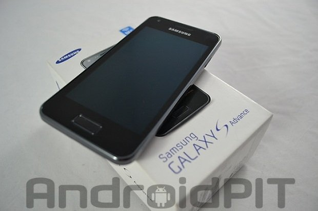 galaxy s advance recensione