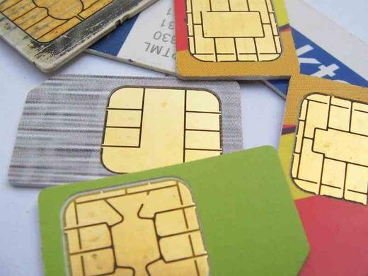 SIM NFC integrado