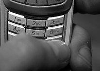 """El SMS cumple 20 años - """"¡Feliz cumpleaños y q cumplas muxos +!"""""""