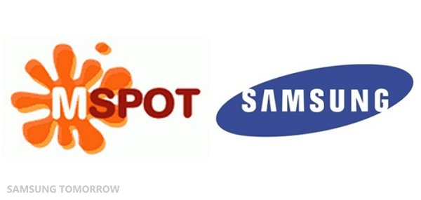 Samsung mspot