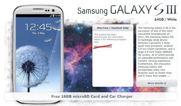 Samsung galaxy s3 64 GB