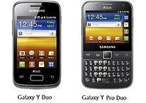 Samsung anuncia dos nuevos dispositivos con doble tarjeta  SIM