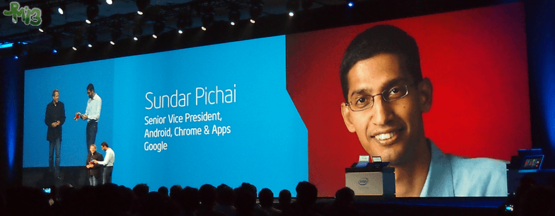 Sundar Pichai Google Hat Wide