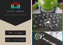 PicPac Camera: Aplicación ideal para los pequeños montajes espontáneos