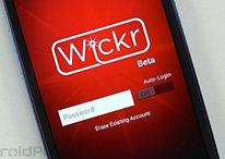 Wickr Self Destruct - Una aplicación de mensajería totalmente cifrada