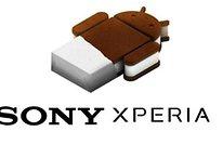 Sony lance les mises à jour ICS vers les Xperia U, Sola et Go