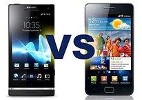 Sony Xperia S vs. Samsung Galxy S2 - El nuevo contra el viejo