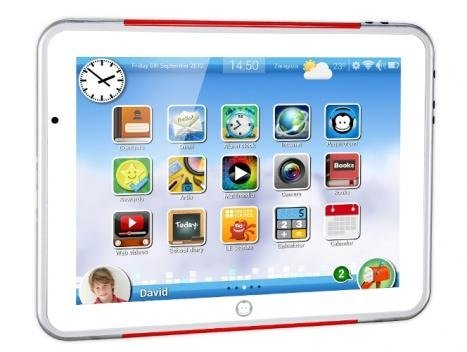 super paquito tablet imaginarium