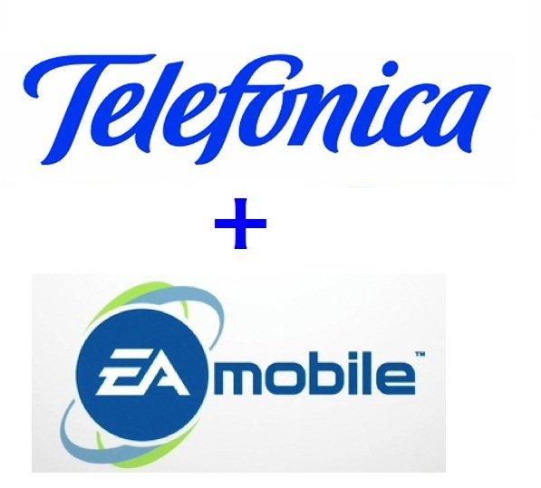 telefonica acuerdo ea mobile