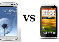 Samsung Galaxy S3 vs HTC One X - Lucha de 4 núcleos