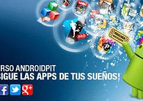 Concurso AndroidPIT - ¡Consigue las apps de tus sueños!