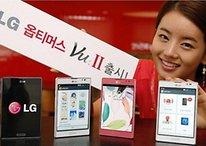 LG Optimus Vu 2, officiel : une meilleure batterie et plus de mémoire
