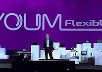Youm de Samsung - ¡Vemos los prototipos de pantallas flexibles!