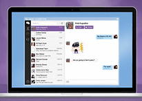 Viber Desktop - La versión para ordenador de la app de mensajería