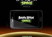 ¿Qué tienen en común Angry Birds Space y el Galaxy Note?