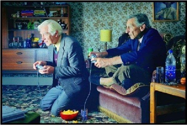 dia de los abuelos tablet