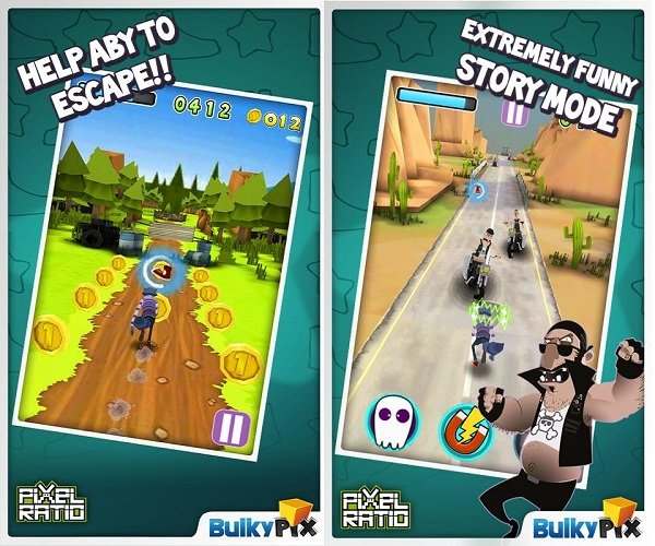 Aby Escape para Android 2