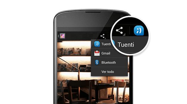 Android tuenti 2