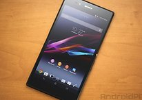 Sony Xperia Z Ultra screen issues surface