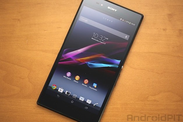 Sony Xperia Z Ultra AndroidPIT 2