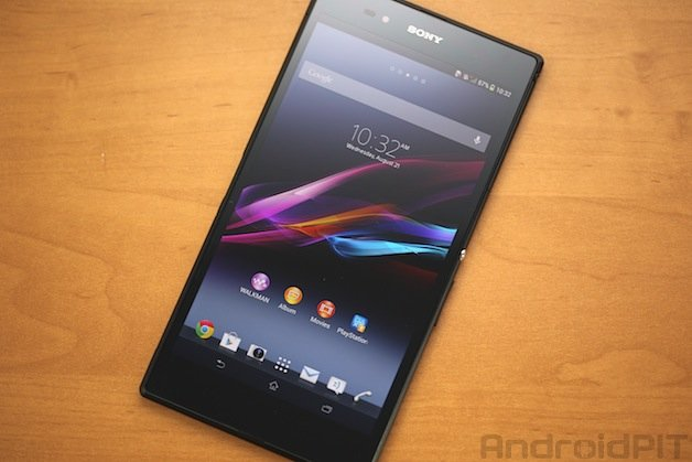 Xperia Z Ultra hands-on review