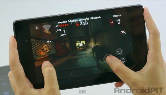 Nuevo Nexus 7 - Vídeo hands on y comparación con el primer Nexus 7