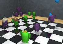 Aplicaciones Android - Juegos de mesa: Ajedrez, Reversi, Backgammon...